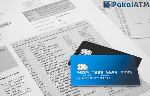 Contoh Rekening Koran Bank BTN Terbaru