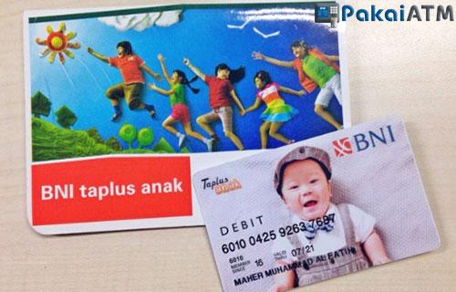 Tabungan BNI Taplus Anak