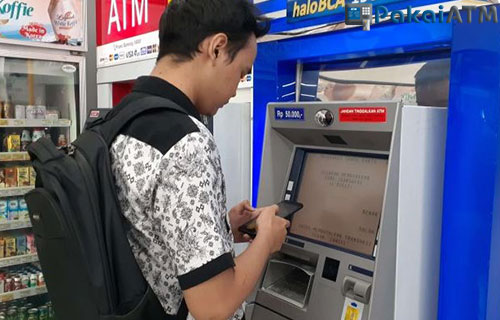 Biaya Transfer Antar Bank Online lewat ATM BCA