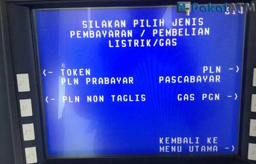 Cara Bayar Listrik Lewat ATM Mandiri Terbaru
