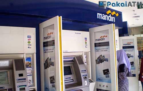Cara Bayar Listrik Lewat ATM Mandiri
