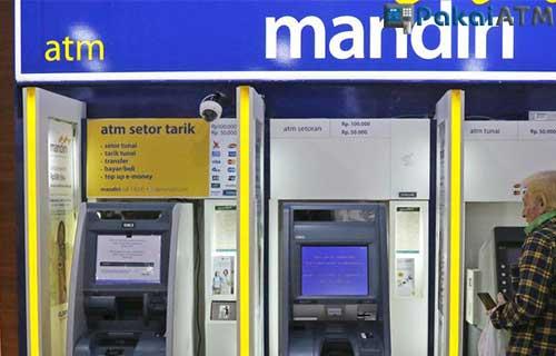 Cara Cek Nomor Rekening Mandiri di ATM Mandiri Online dan Internet Banking