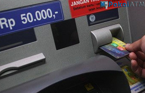 Cara Isi Pulsa Lewat ATM BCA Terbaru