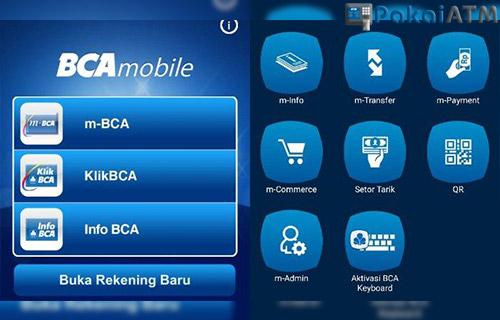 Cara Isi Pulsa Lewat Mobile Bangking BCA