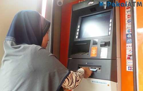 Cara Mengambil Uang di ATM BNI PKH Terlengkap
