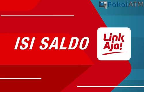 Cara Top Up LinkAja via ATM BRI Gratis Tanpa Ribet