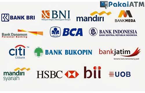 Apa Saja Bank yang Tergabung Dalam ATM Bersama