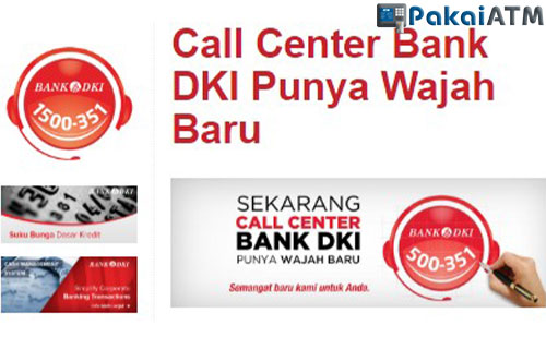 Call Center Bank DKI 24 Jam Terbaru