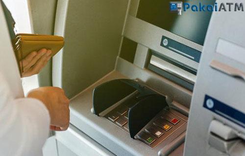 Cara Bayar Lewat ATM