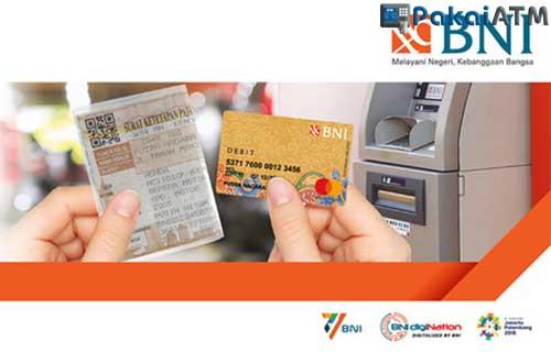 Cara Bayar Pajak Lewat ATM BNI