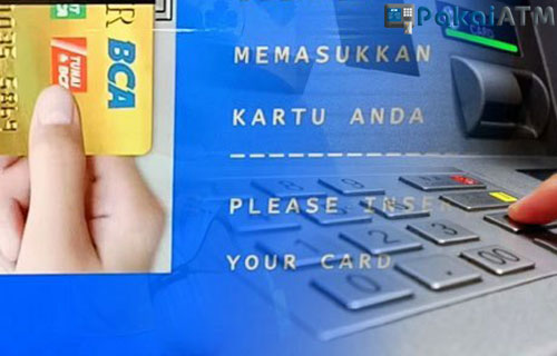 Cara Bayar Pajak Motor Lewat ATM BCA