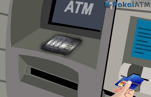 Cara Bayar Pajak Motor Via ATM Mandiri 1