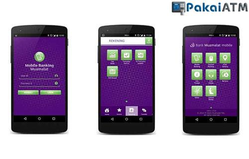 Cara Transfer via ATM dan Aplikasi Mobile Banking Muamalat Syariah