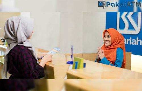 Kode BRI Syariah di ATM Terbaru