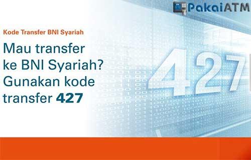 Kode Bank BNI Syariah di ATM Terbaru