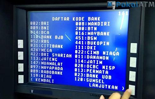 Kode Bank Muamalat Syariah