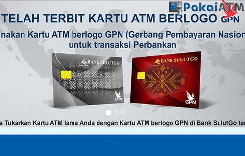 Kode Bank Sulutgo