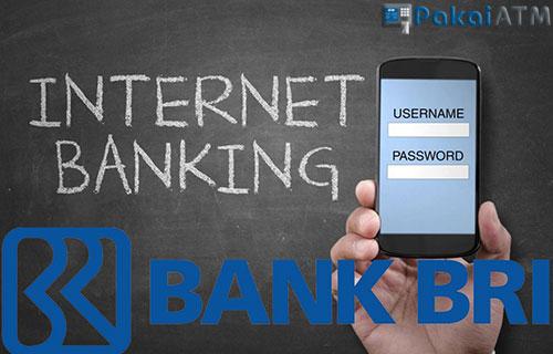 Lewat Internet Banking BRI