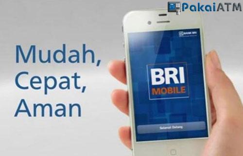 Lewat Mobile Banking BRI