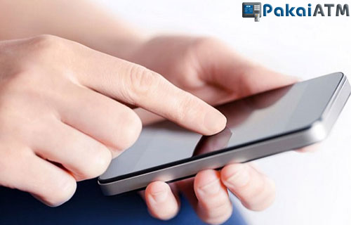 Lewat SMS Banking BRI