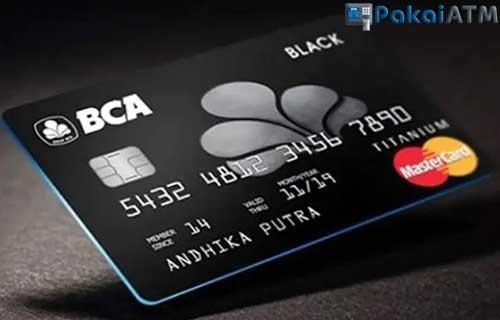 Limit Transfer BCA Platinum Untuk Sesama dan Antar Bank Online