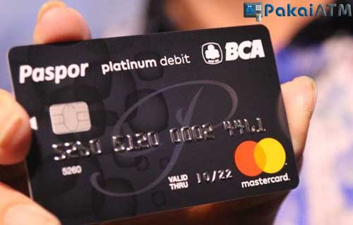 Limit Transfer BCA Platinum