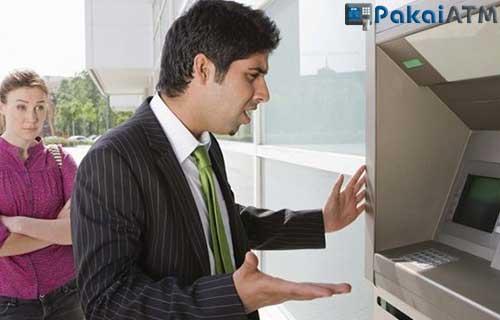 Penyebab Lupa PIN ATM BCA