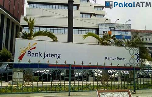 Alamat Kantor Pusat Bank Jateng
