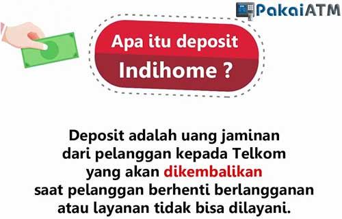 Apa Itu Deposit Indihome