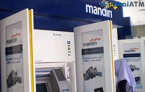 Bayar Adira Lewat ATM Mandiri