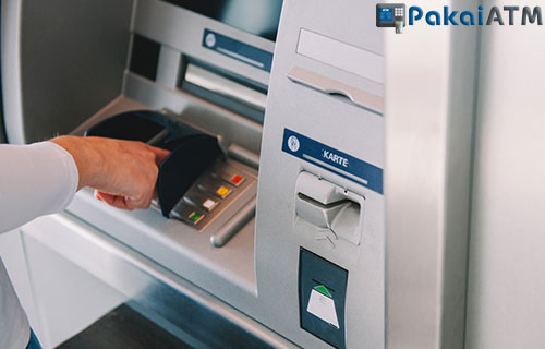 Bayar Premi Prudential Lewat ATM BCA