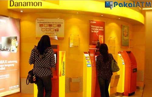 Cara Bayar Adira Lewat ATM Danamon 1