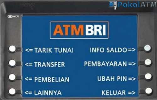 Cara Bayar Deposit Indihome Lewat ATM BRI mBanking Internet Banking BRI