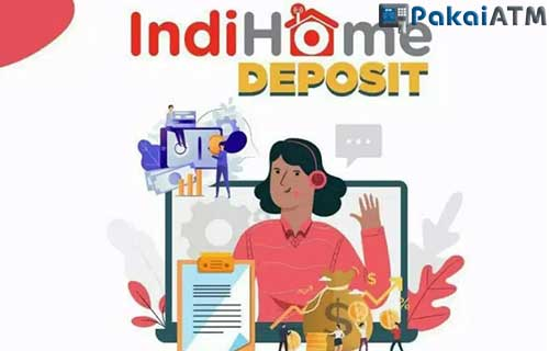 Cara Bayar Deposit Indihome Lewat ATM Mandiri Terlengkap