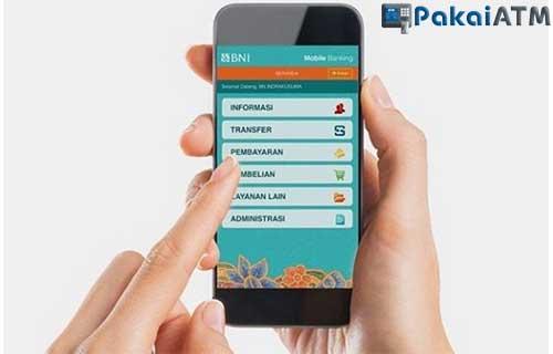 Cara Bayar Deposit Indihome Lewat BNI Mobile