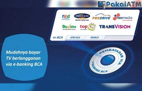 Cara Bayar First Media Lewat BCA Mobile dan Klik BCA
