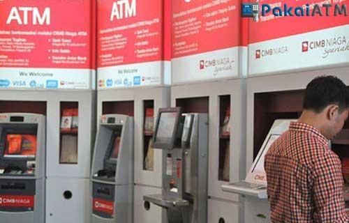 Cara Bayar Premi Prudential Lewat ATM CIMB Niaga
