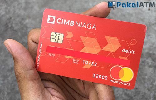 Cara Membuat ATM CIMB Niaga Paling Lengkap