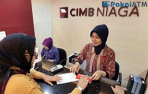 Cara Membuat ATM CIMB Niaga