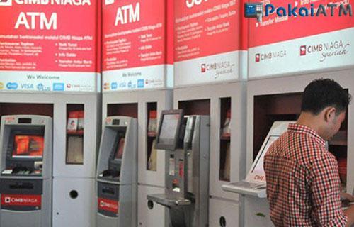 Cara Menggunakan ATM CIMB Niaga Untuk Transfer Ke Bank Lain