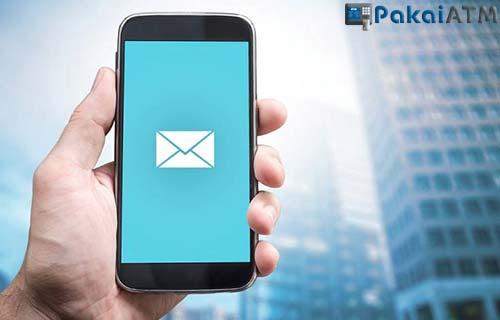 Cara Transfer BRI SMS Banking Beda Bank