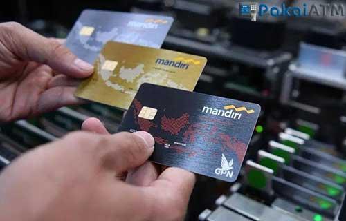 Limit Transfer ATM Mandiri ke Sesama dan Antar Bank Online