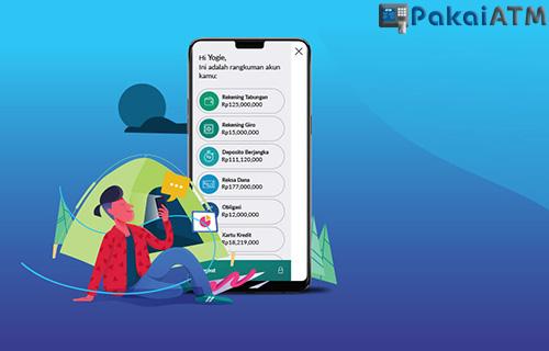 Menggunakan Mobile Banking Permata