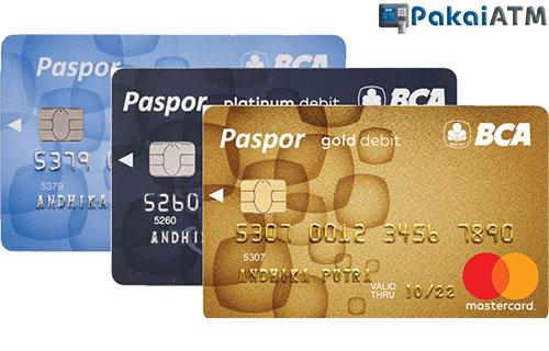 Biaya Penggantian atau Pembuatan kartu ATM BCA