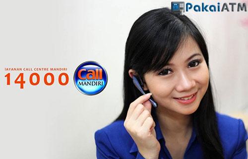 Cara Aktifkan PIN Lewat Mandiri Call 14000
