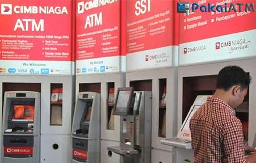 Cara Bayar Shopee Lewat ATM CIMB Niaga Terlengkap