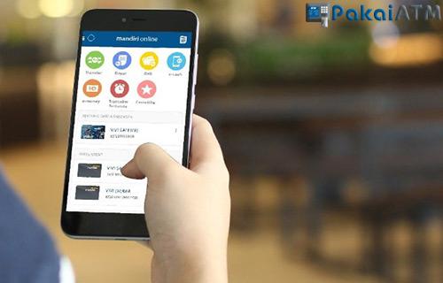 Cara Ganti PIN Mandiri Online Terbaru