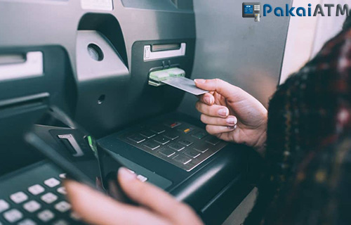 Cara Menghabiskan Saldo ATM Mandiri