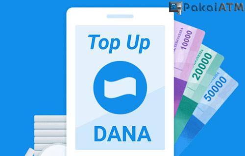 Cara Top Up Dana Lewat ATM Cimb Niaga