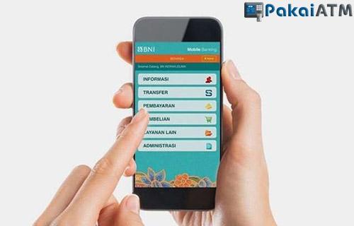 Cek Lewat Aplikasi Mobile Banking